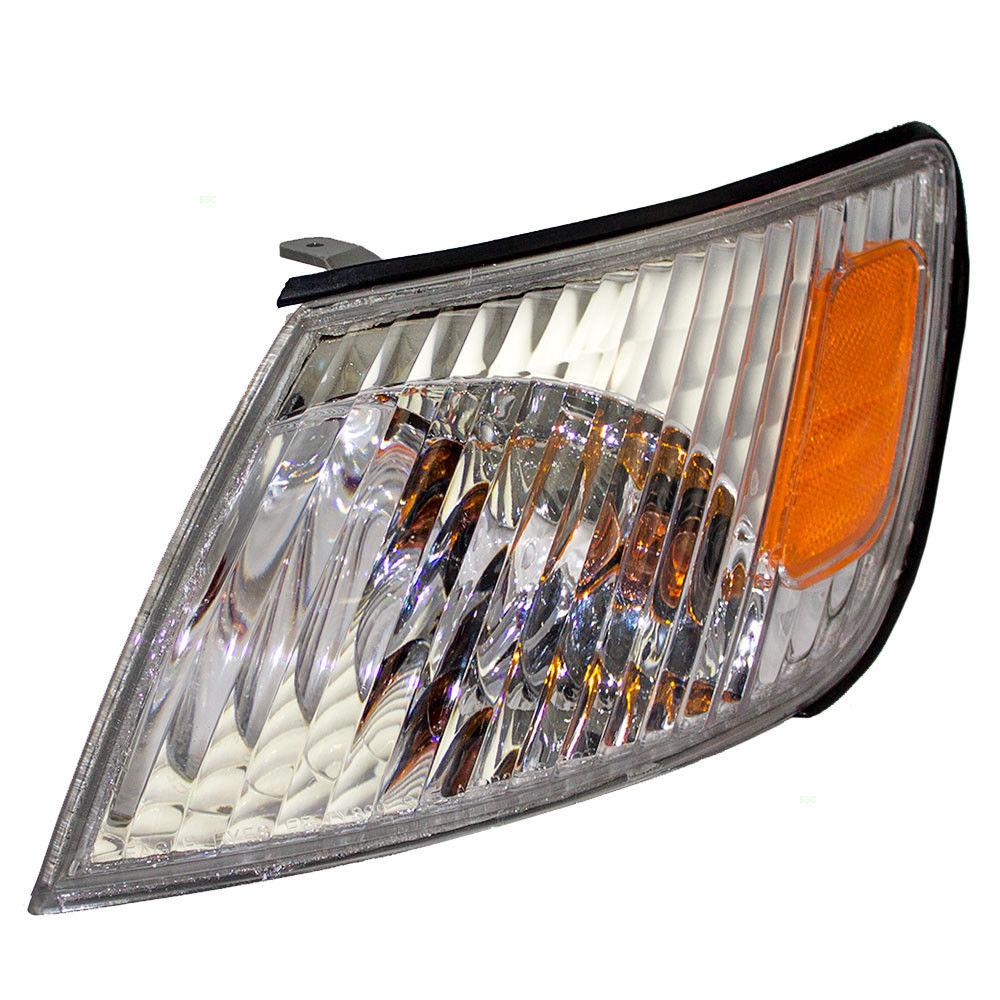 全ての コーナーライト New Drivers Park Signal Corner Marker Light Lamp Assembly for 00-01 Lexus ES300 00-01レクサスES300用の新しいドライバパーク信号コーナーマーカーライトランプアセンブリ, ワイン本舗 ヴァンヴィーノ 666ea635