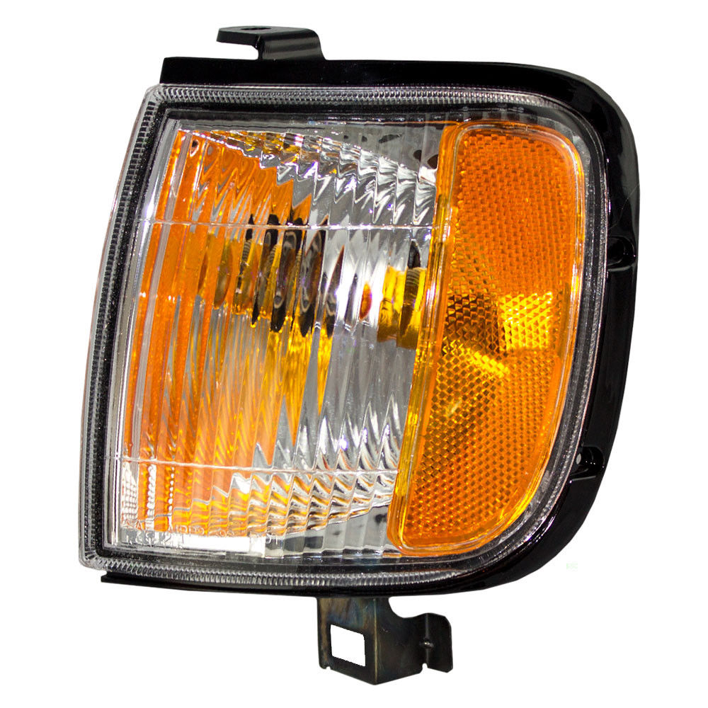 コーナーライト New Drivers Signal Corner Marker Light Lamp Assembly for Amigo Passport Rodeo Amigo Passport Rodeo用の新しいドライバ信号コーナーマーカーライトランプアセンブリ