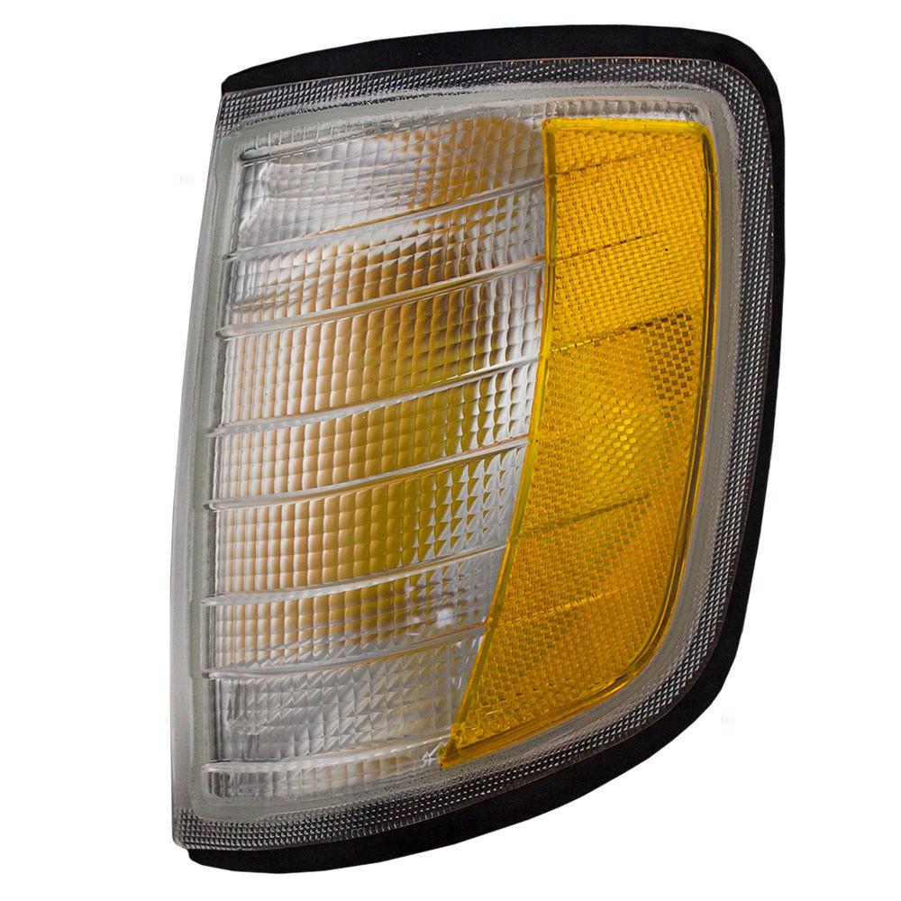 コーナーライト New Drivers Park Signal Corner Marker Light Lamp 94-95 Mercedes-Benz E-Class 新しいドライバパーク信号コーナーマーカーライトランプ94-95メルセデスベンツEクラス