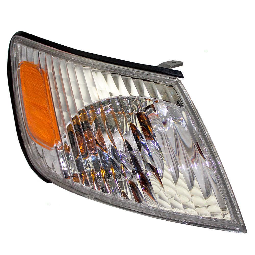 セール特価 コーナーライト New Passengers Park Signal Corner Marker Lamp Assembly for 00-01 Lexus ES300 新しい乗客パーク信号コーナーマーカーランプアセンブリ00-01レクサスES300用, FLORA 4f84b882