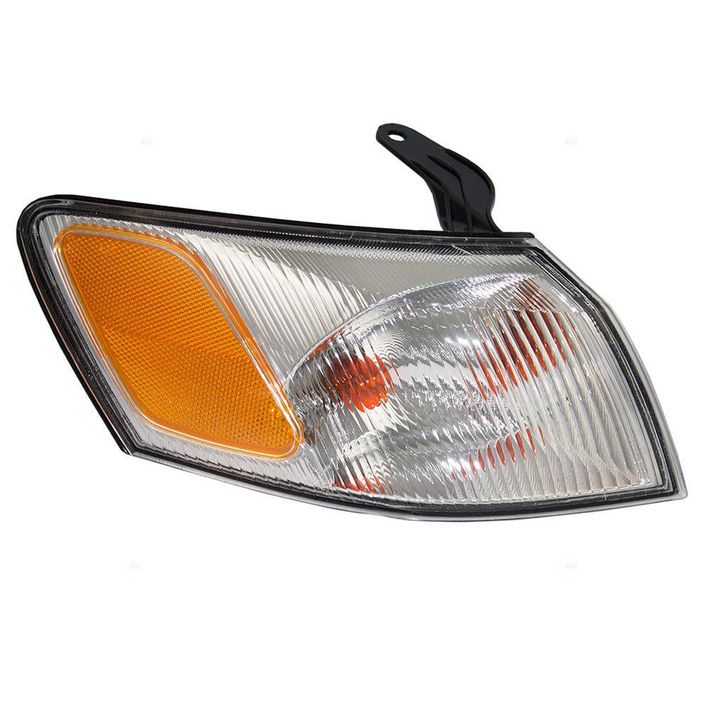 コーナーライト New Passengers Park Signal Corner Marker Light Assembly for 97-99 Toyota Camry 97-99トヨタカムリ用新型乗客パーク信号コーナーマーカーライトアセンブリ