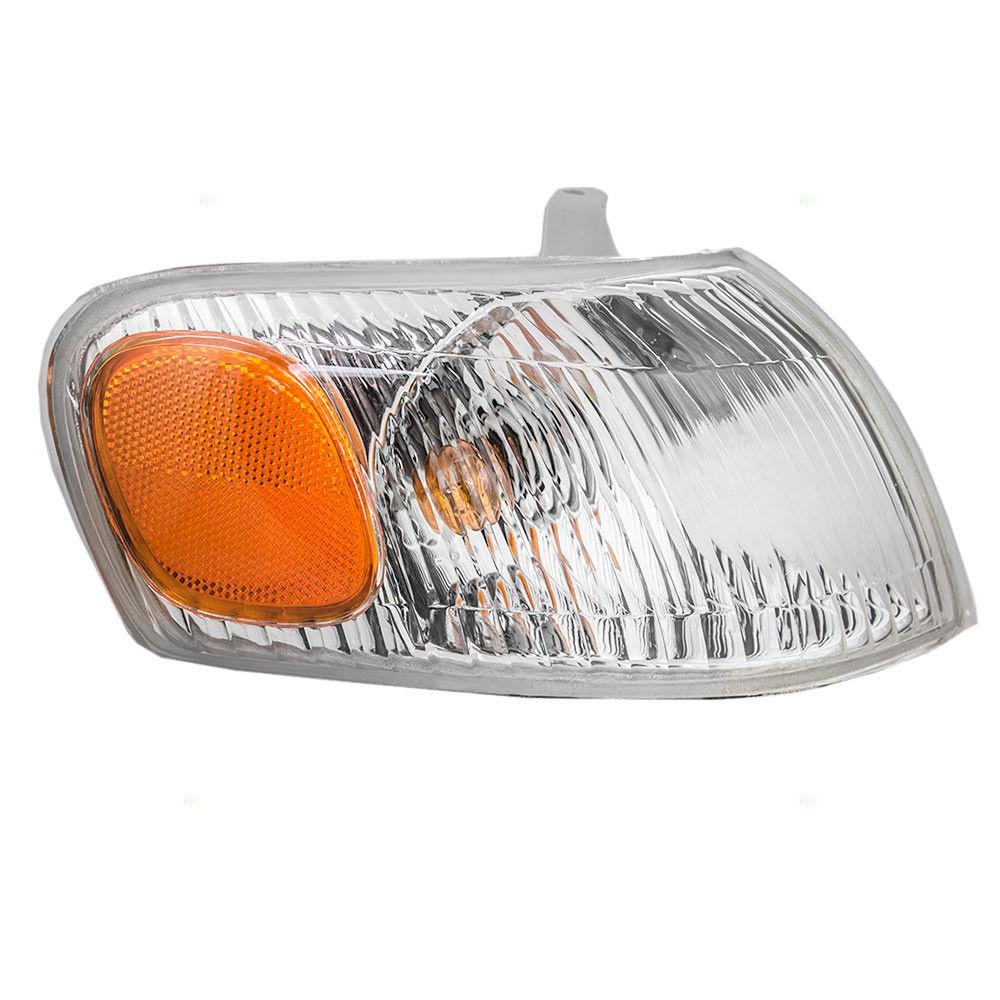 コーナーライト New Passengers Park Signal Corner Marker Lamp Assembly for 98-00 Toyota Corolla トヨタカローラ98-00用の新しい乗客パーク信号コーナーマーカーランプアセンブリ