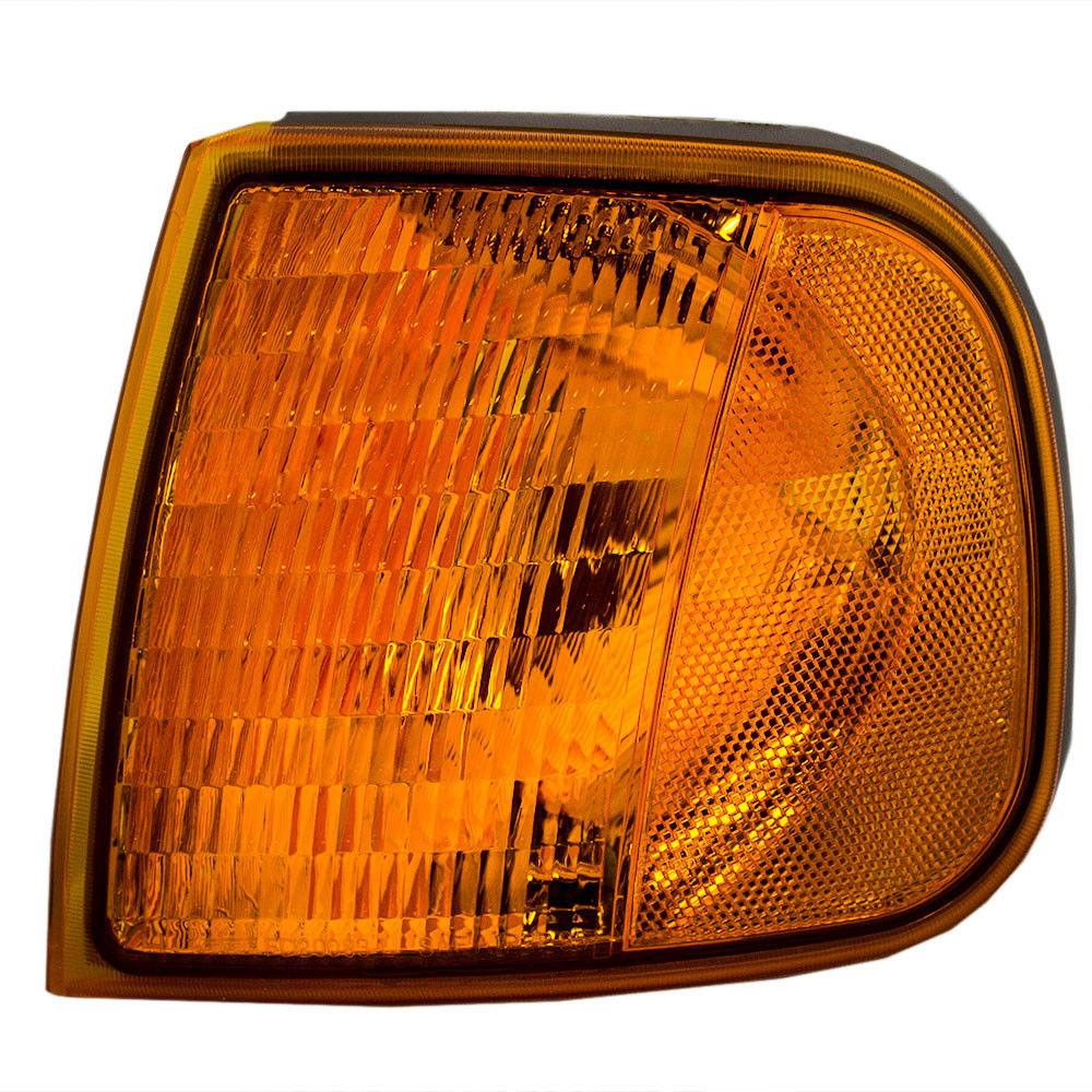 コーナーライト New Drivers Park Signal Corner Marker Light 04 Ford F-150 Heritage Pickup Truck 新しいドライバーパーク信号コーナーマーカーライト04 Ford F-150 Heritage Pickup Truck