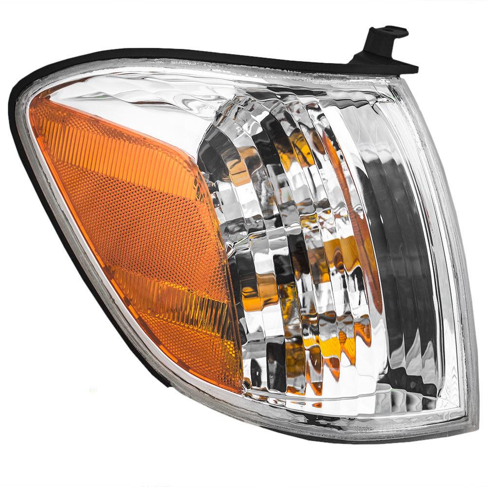 USコーナーライト New Passengers Park Signal Marker Light Lamp Assembly for Toyota Sequoia Tundra トヨタセコイア・トンドラ用新型乗用車パークランプ