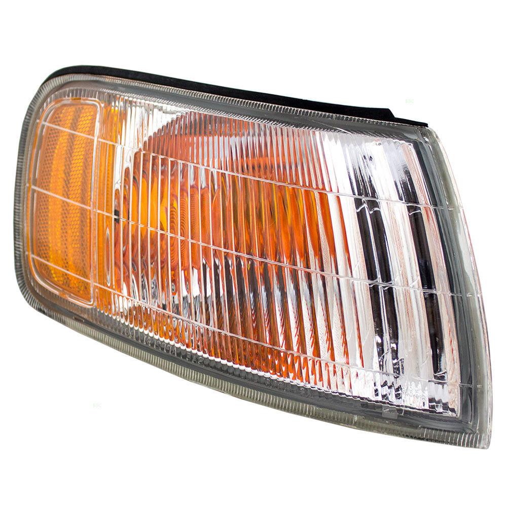 USコーナーライト New Passengers Park Signal Side Marker Light Lamp 95-98 Honda Odyssey Van 新しい乗客パーク信号サイドマーカーライトランプ95-98 Honda Odyssey Van
