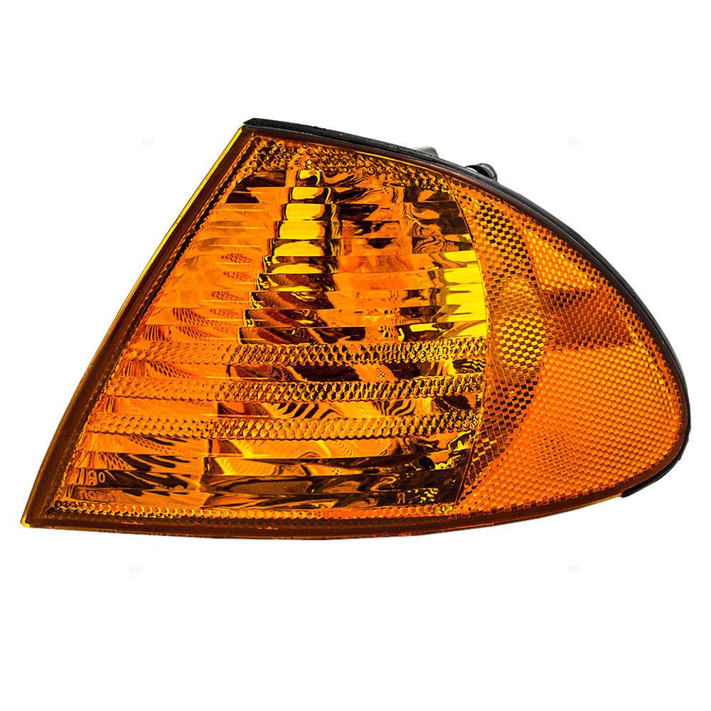 コーナーライト New Drivers Park Signal Corner Marker Light Lamp Housing DOT 99-01 BMW 3 Series 新しいドライバパーク信号コーナーマーカーライトランプハウジングDOT 99-01 BMW 3シリーズ