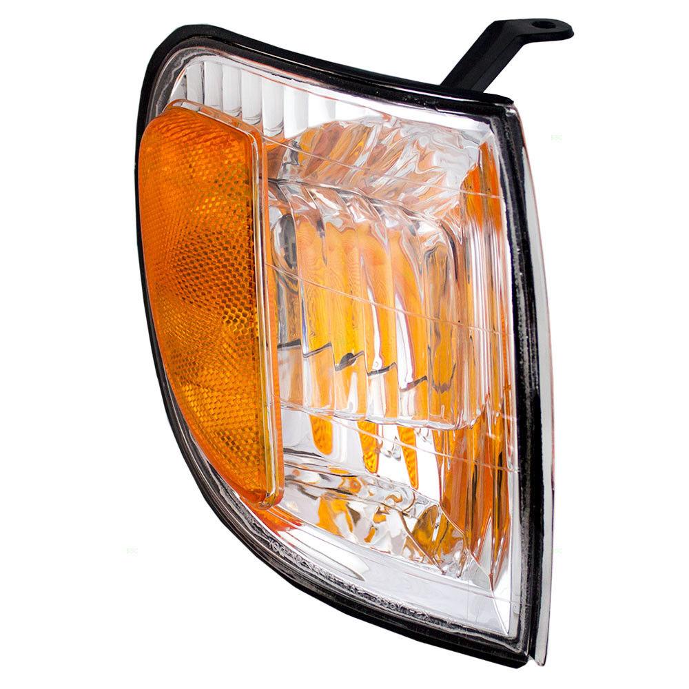 コーナーライト New Passengers Park Signal Corner Marker Lamp Assembly for 00-04 Toyota Tundra トヨタ・トンドラの新しい乗客パーク信号コーナー・マーカー・ランプ・アセンブリ