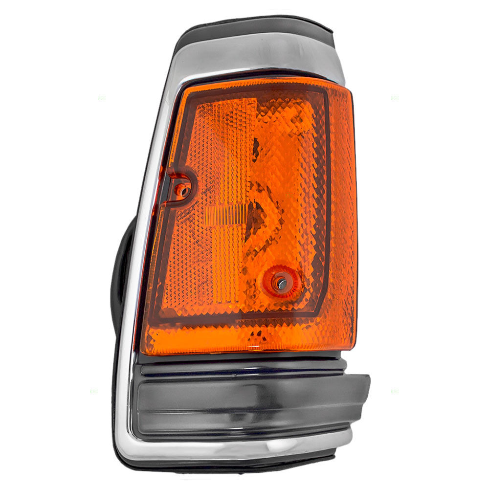 コーナーライト New Passengers Signal Corner Marker Light Lamp for 83-86 Nissan 720 Pickup Truck 83-86 Nissan 720 Pickup Truck用新型乗用車信号コーナーマーカーライトランプ