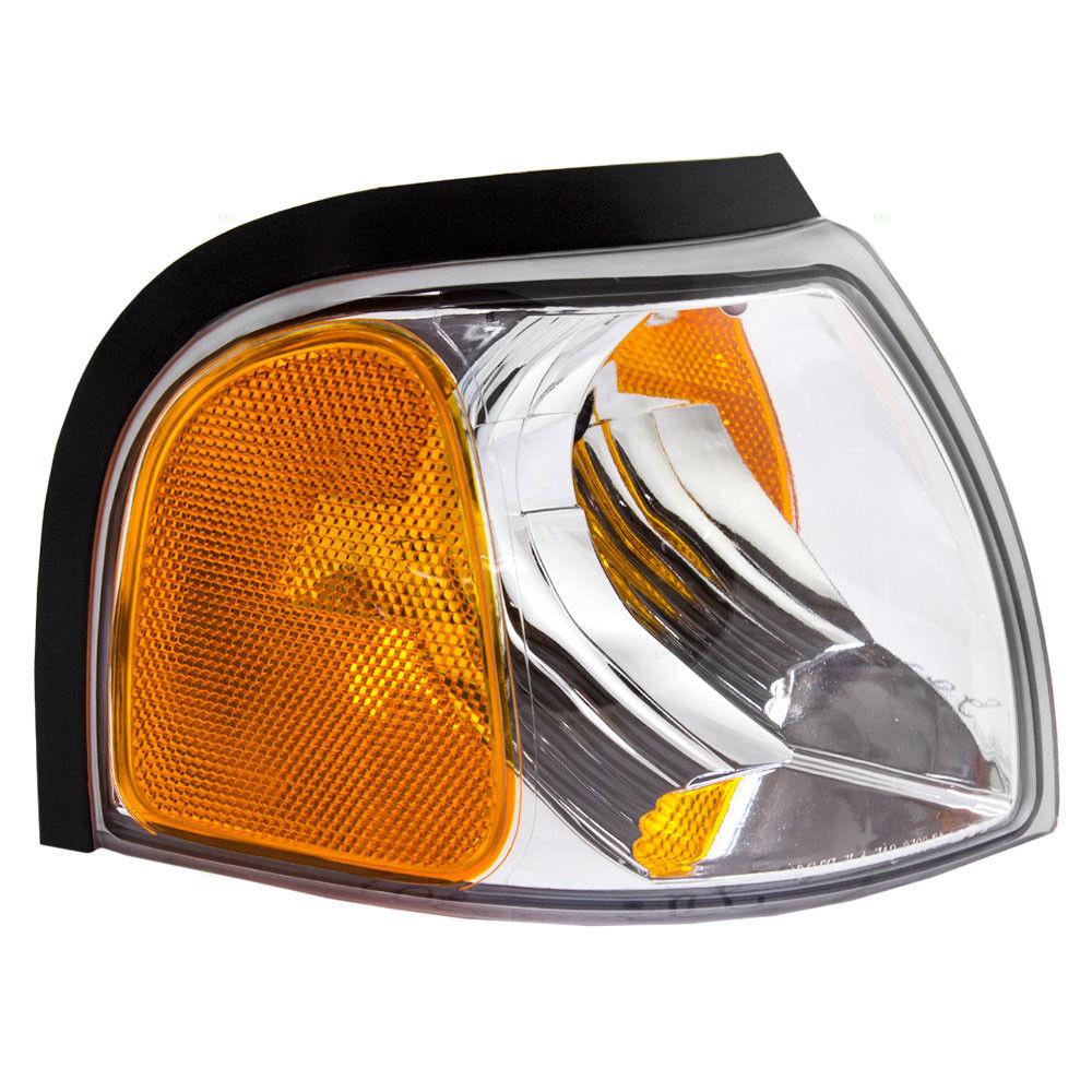USコーナーライト New Passengers Park Signal Corner Marker Light Lamp 01-10 Mazda Pickup Truck 新しい乗客パーク信号コーナーマーカーライトランプ01-10マツダピックアップトラック