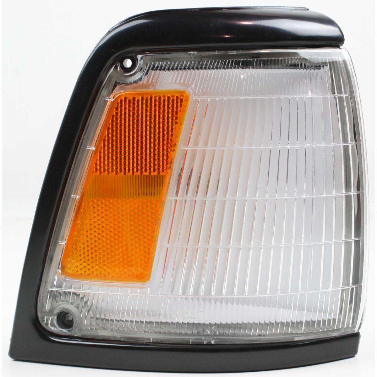 車用品・バイク用品 >> 車用品 >> パーツ >> ライト・ランプ >> その他 コーナーライト Corner Light For 92-95 Toyota Pickup w/ black trim Right Incandescent w/ Bulb コーナーライト92-95用トヨタピックアップ/ブラックトリム右白熱電球付き