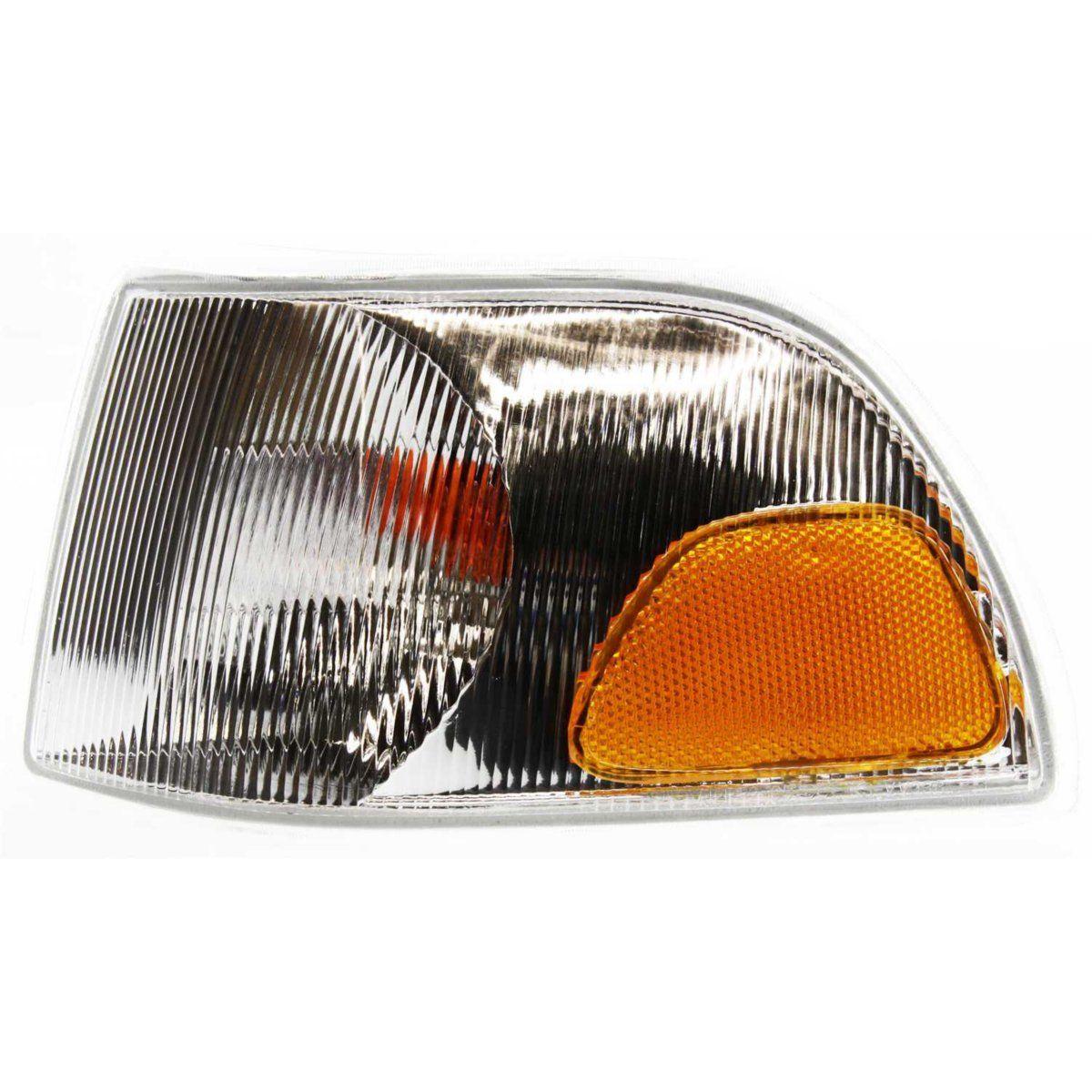 コーナーライト Corner Light For 98-2002 Volvo V70 98-2000 S70 Driver Side Incandescent w/ Bulb コーナーライト98-2002ボルボV70 98-2000 S70ドライバーサイド白熱電球