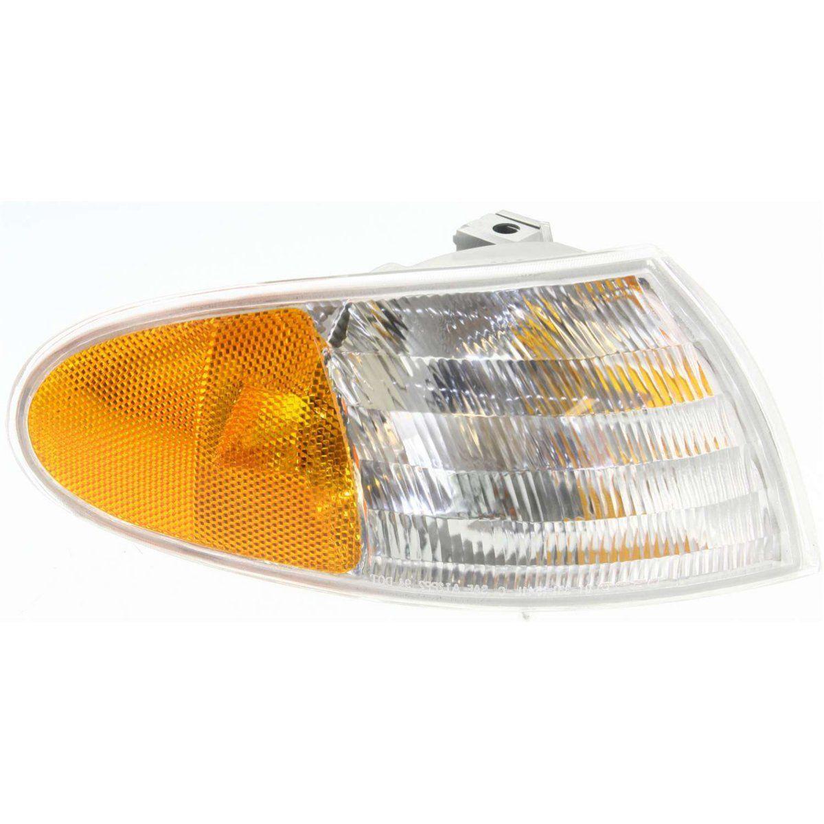 コーナーライト Corner Light For 92-94 Eagle Talon Plymouth Laser Driver Incandescent w/ Bulb コーナーライト92-94イーグルタロンプリマスレーザードライバ白熱電球