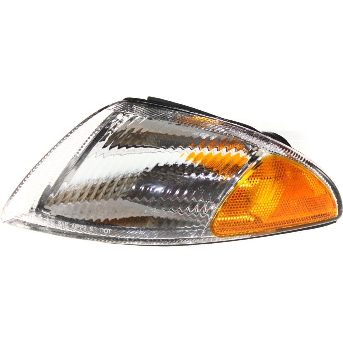 コーナーライト Corner Light For 95-97 Dodge Intrepid Driver Side Incandescent 95-97 Dodge Intrepidドライバーサイド白熱灯のコーナーライト