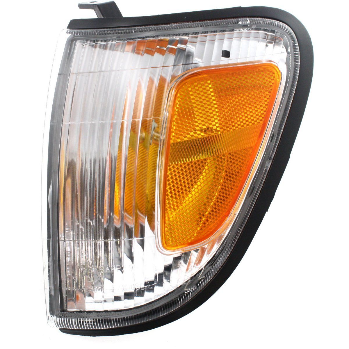 コーナーライト Corner Light For 98-2000 Toyota Tacoma Driver Side Incandescent w/ Bulb コーナーライト98-2000トヨタタコマドライバーサイド白熱電球
