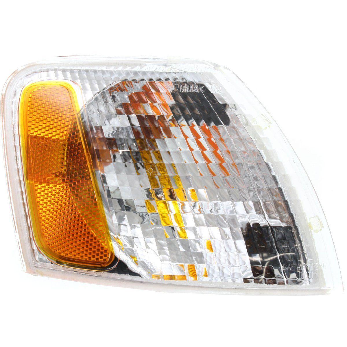 コーナーライト Corner Light For 98-2001 Volkswagen Passat Passenger Side Incandescent w/ Bulb コーナーライト98-221フォルクスワーゲンPassatの乗客側白熱電球