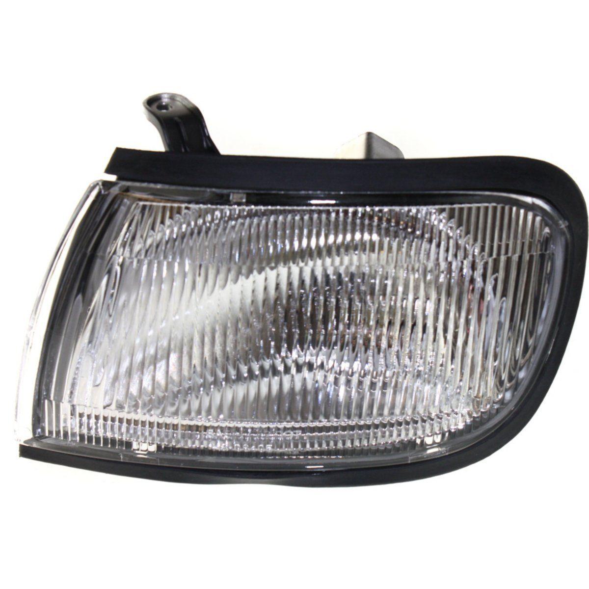 コーナーライト Corner Light For 95-96 Nissan Maxima Driver Side w/ Bulb コーナーライト95-96日産マキシマドライバサイドw /電球