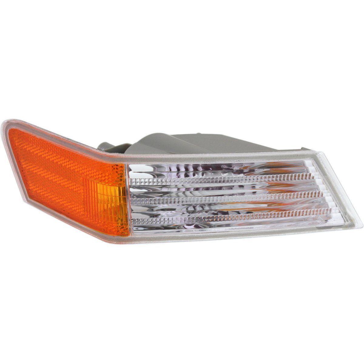 コーナーライト Corner Light For 2007-2016 Jeep Patriot Passenger Side Incandescent 2007-2016ジープパトリオット乗客側白熱灯のコーナーライト