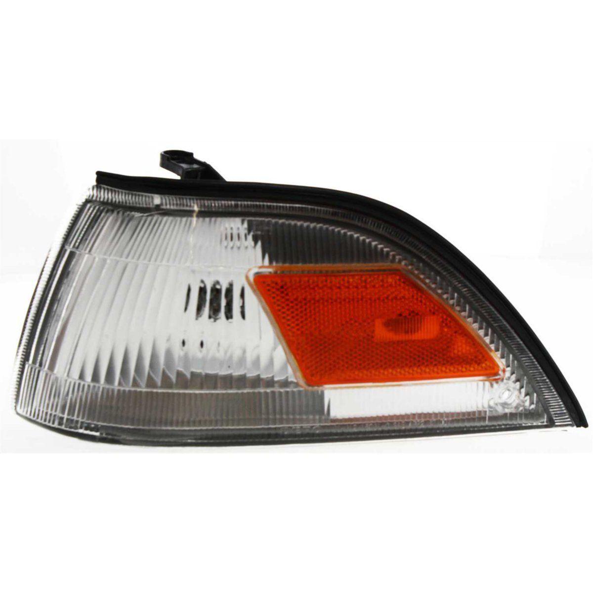 コーナーライト Corner Light For 88-92 Toyota Corolla Driver Side Incandescent w/ Bulb コーナーライト88-92用トヨタカローラドライバーサイド白熱電球