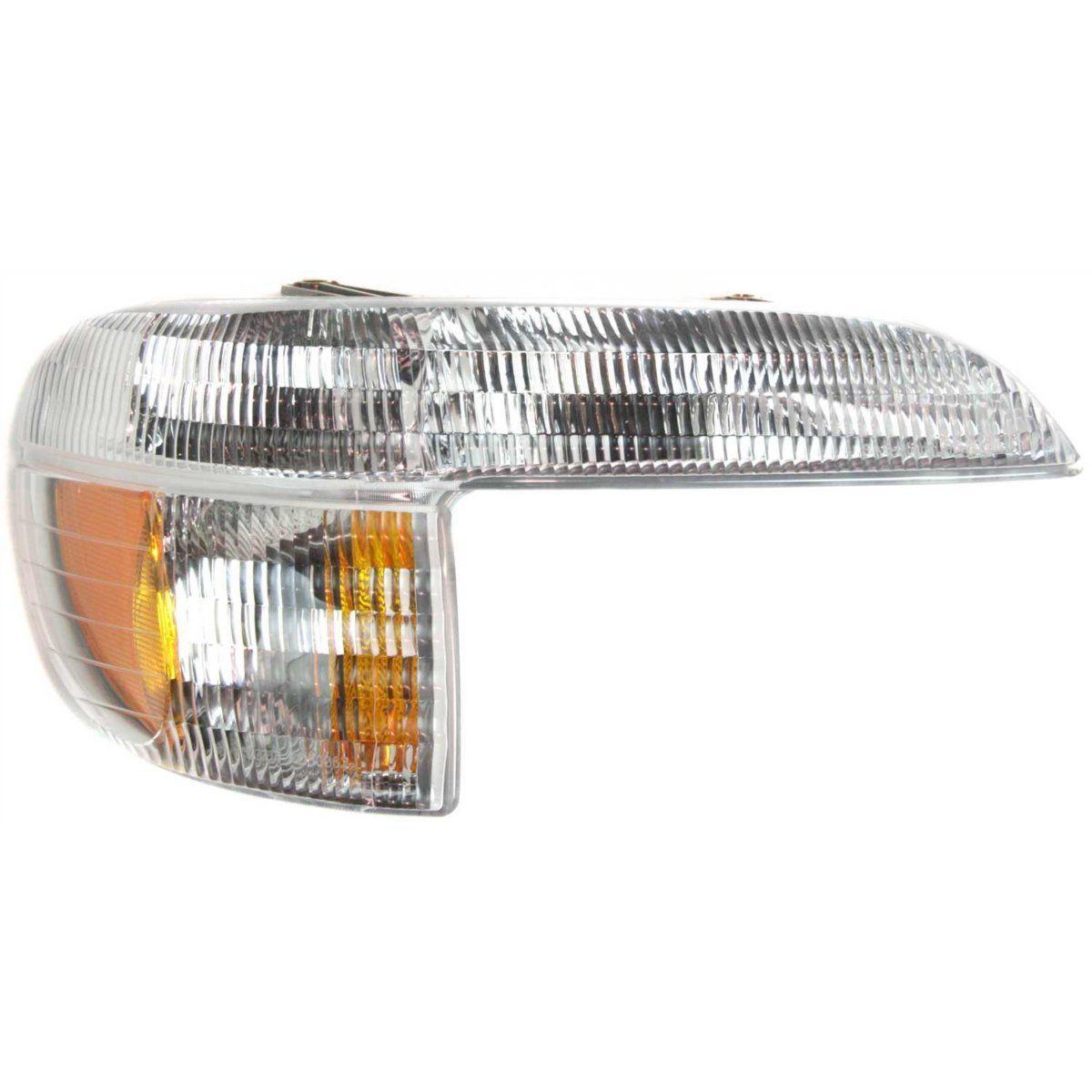 コーナーライト Corner Light For 95-2001 Ford Explorer 97 Mercury Mountaineer Right Incandescent コーナーライト95-2001フォードエクスプローラー97水銀登山者右白熱灯