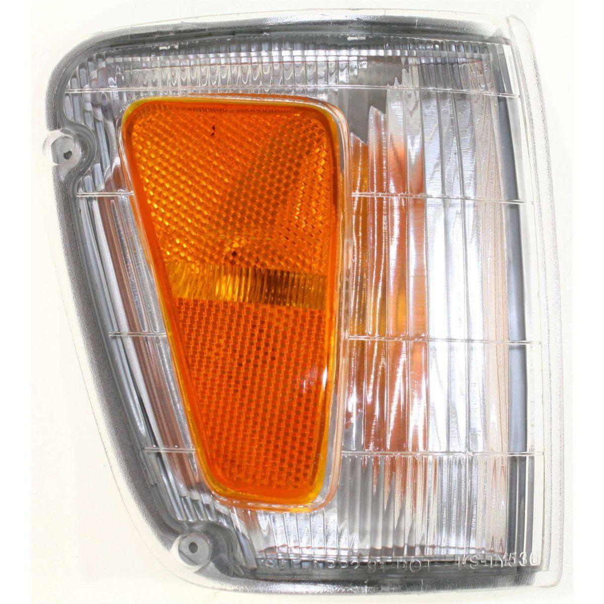 コーナーライト Corner Light For 93-98 Toyota T100 Passenger Side Incandescent w/ Bulb コーナーライトfor 93-98トヨタT100 Passenger Side白熱電球