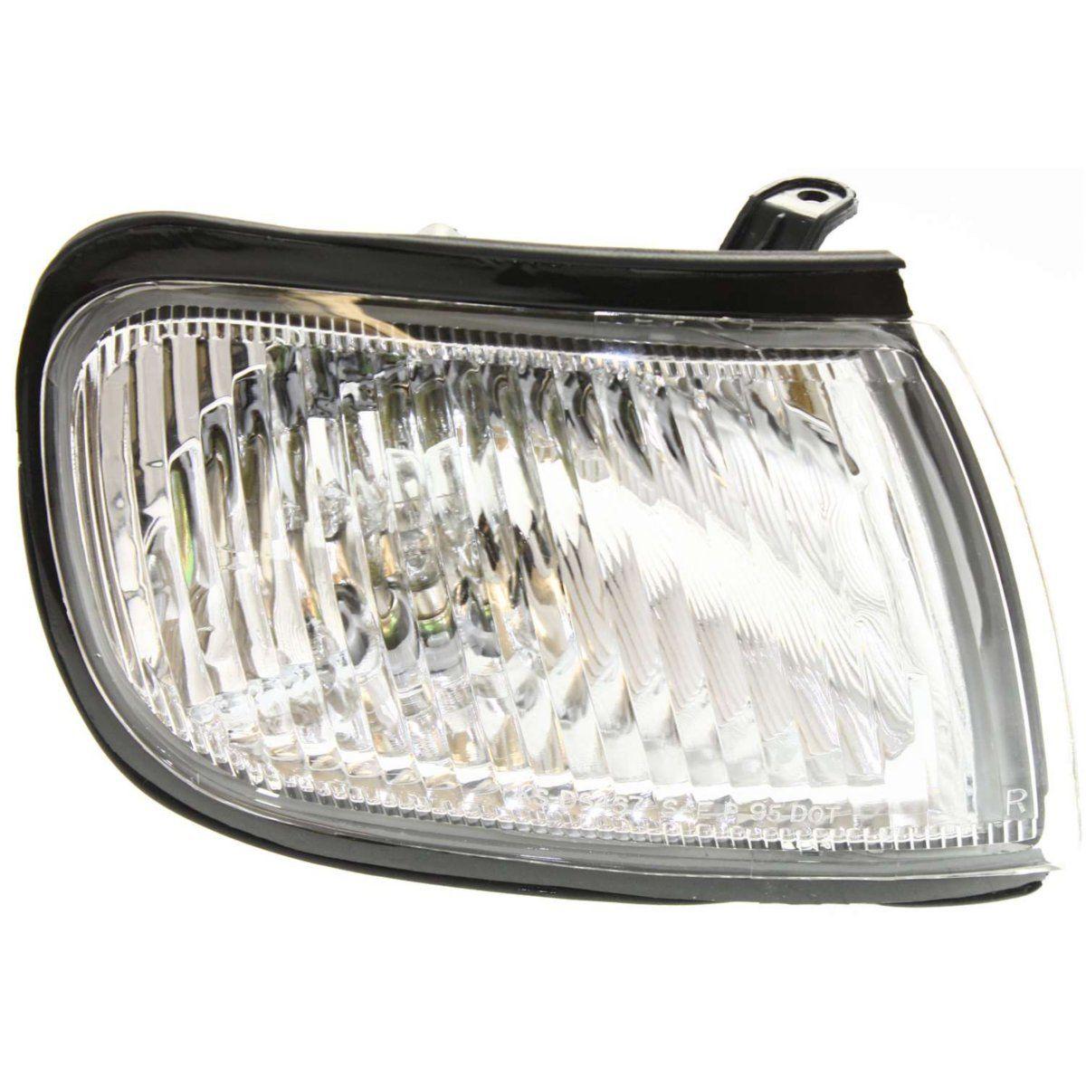 コーナーライト Corner Light For 97-99 Nissan Maxima Passenger Side w/ Bulb コーナーライト97-99日産マキシマの乗用車のw /電球