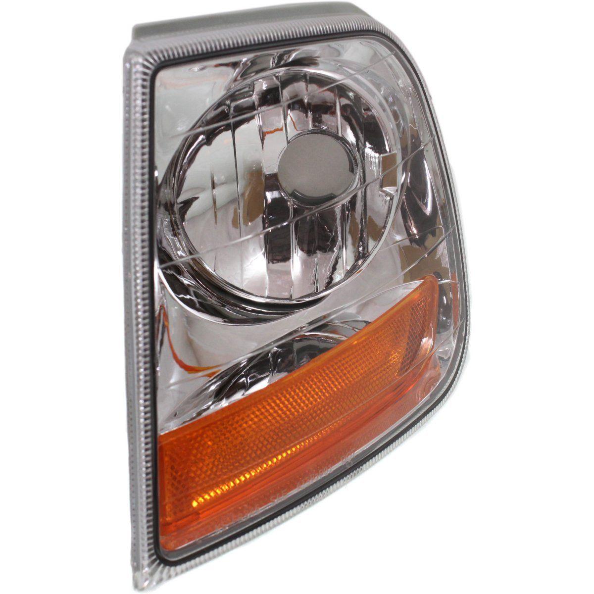 コーナーライト Corner Light For 2001-2003 Ford F-150 Lightning Driver Side Incandescent コーナーライト2001-2003フォードF - 150ライトニングドライバーサイド白熱電球