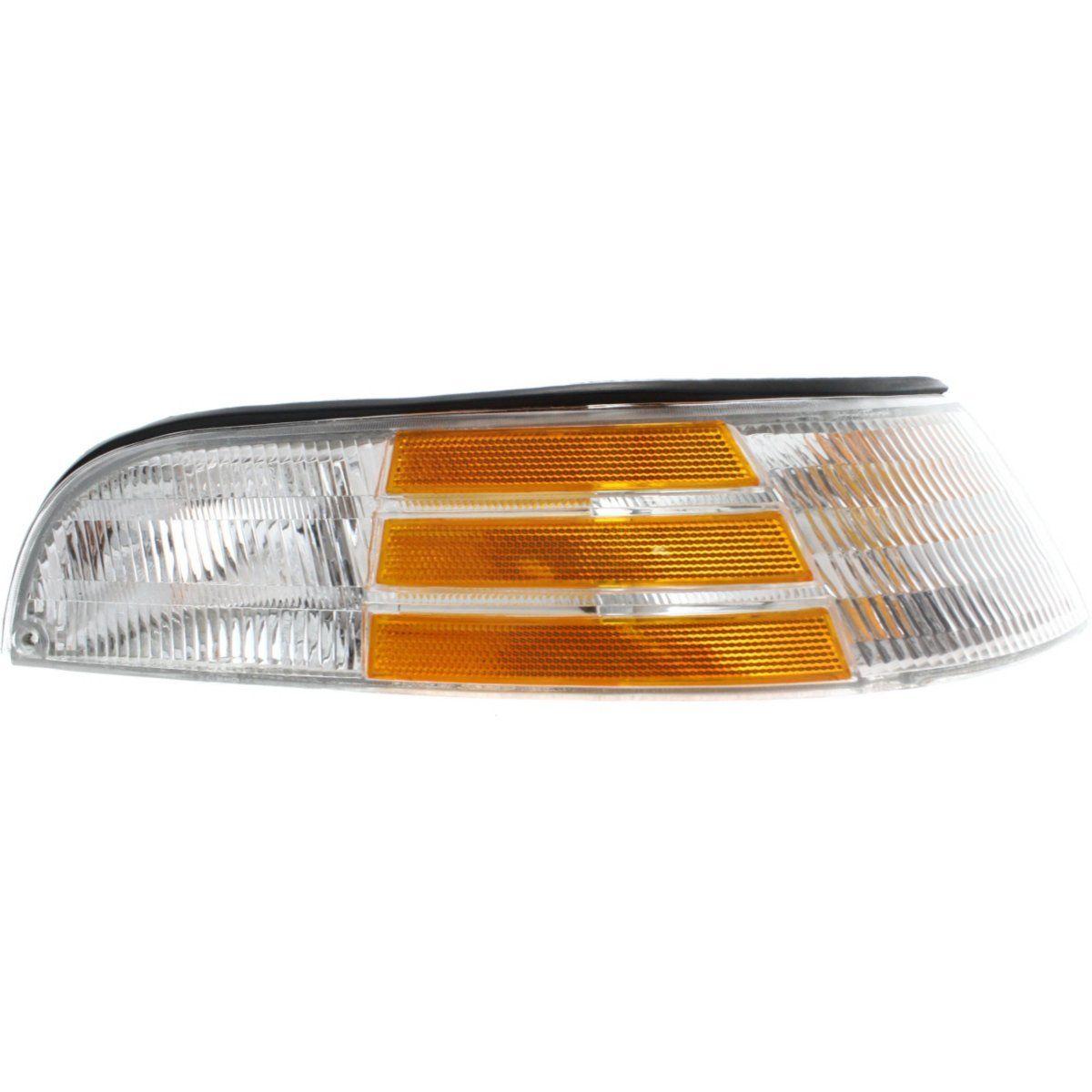 USコーナーライト Corner Light For 92-97 Ford Crown Victoria LX Passenger Side Incandescent コーナーライトライト92-97フォードクラウンビクトリアLX乗用車側白熱灯