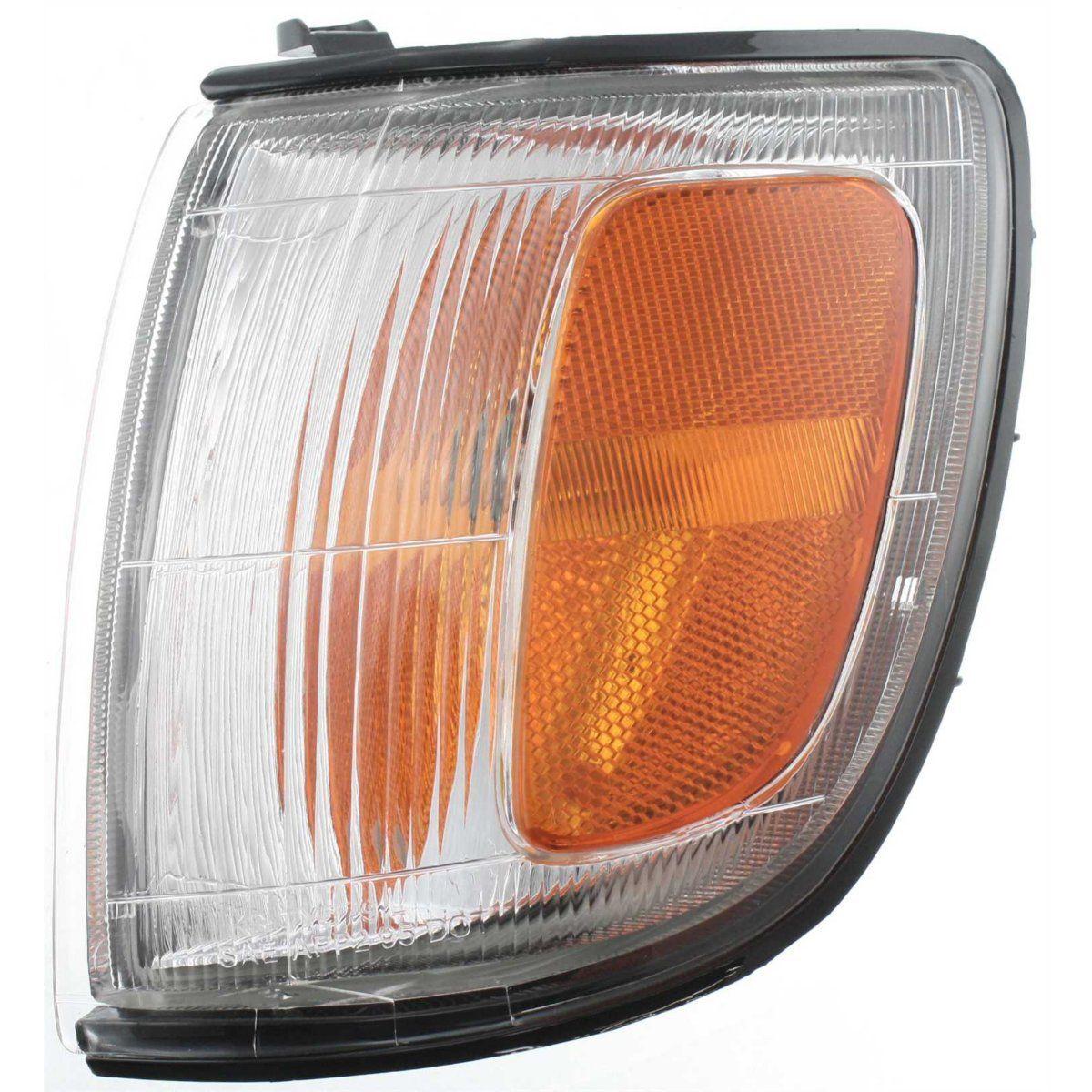 コーナーライト Corner Light For 96-97 Toyota 4Runner Driver Side Incandescent w/ Bulb コーナーライト96-97トヨタ4Runnerドライバーサイド白熱電球