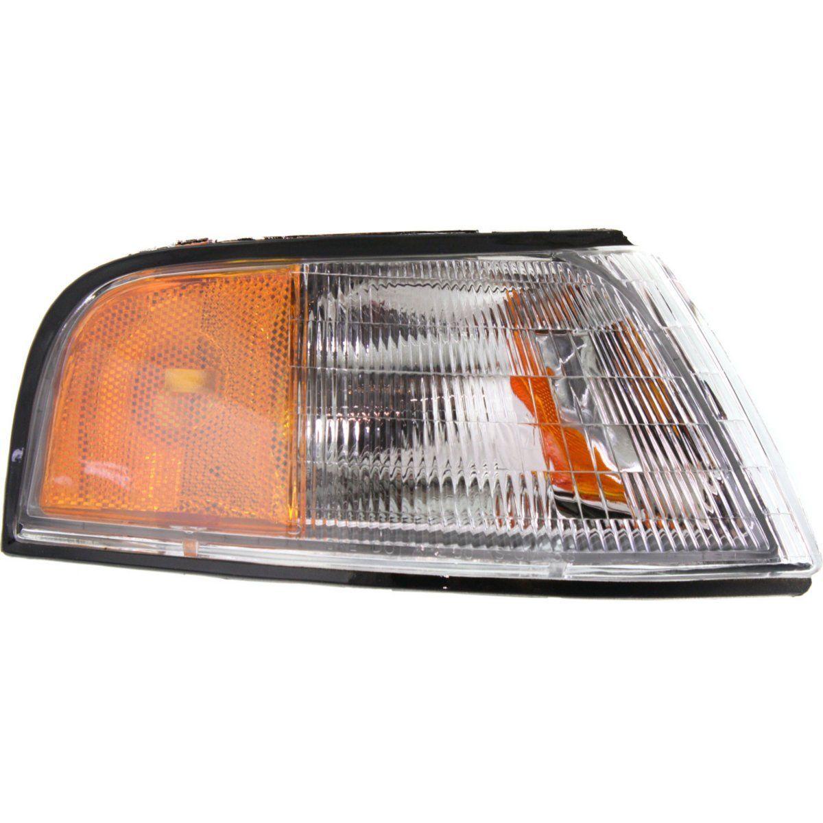 コーナーライト Corner Light For 90-94 Chevrolet Lumina Passenger Side Incandescent 90-94シボレールミナ助手席白熱灯用コーナーライト