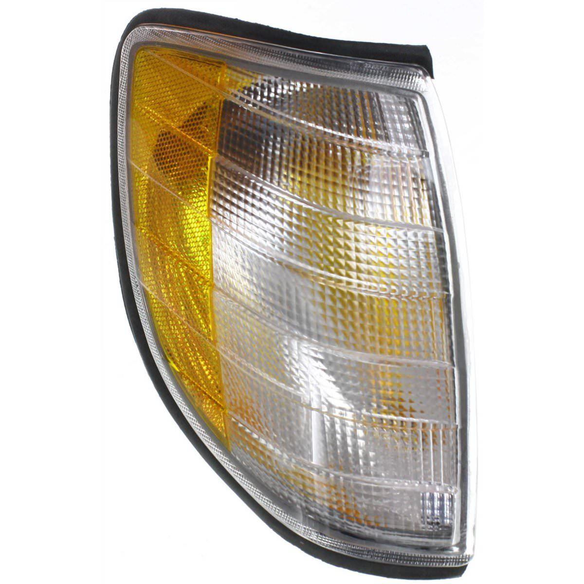 コーナーライト Parking Light For 95-99 Mercedes Benz S320 S500 Passenger Side 95-99メルセデスベンツS320 S500用の駐車ライト