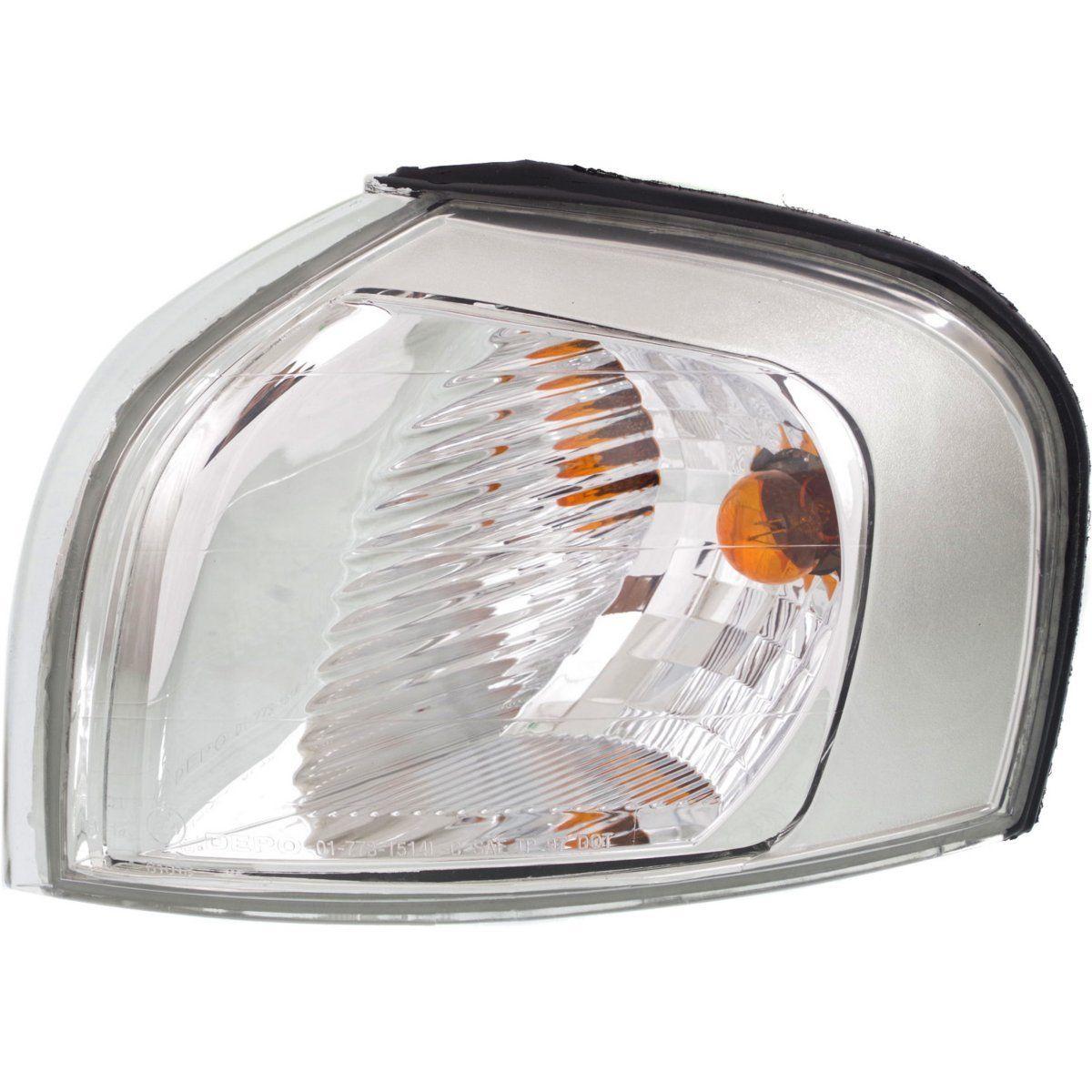 USコーナーライト Corner Light For 2004-2006 Volvo S80 w/ chrome trim Driver Side w/ Bulb Corner Light For 2004-2006 Volvo S80 w / chrome trimドライバーサイド(電球付き)