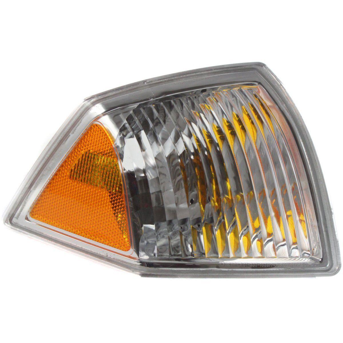 コーナーライト Corner Light For 2007-2010 Jeep Compass Passenger Side Incandescent 2007 - 2010年のジープコンパス乗客側白熱灯のコーナーライト
