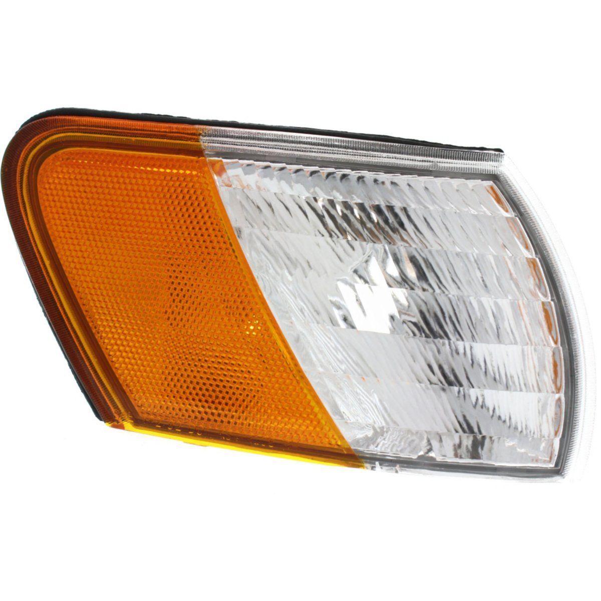 コーナーライト Corner Light For 92-95 Ford Taurus Passenger Side Incandescent 92-95フォードトーラス乗客側白熱灯のコーナーライト