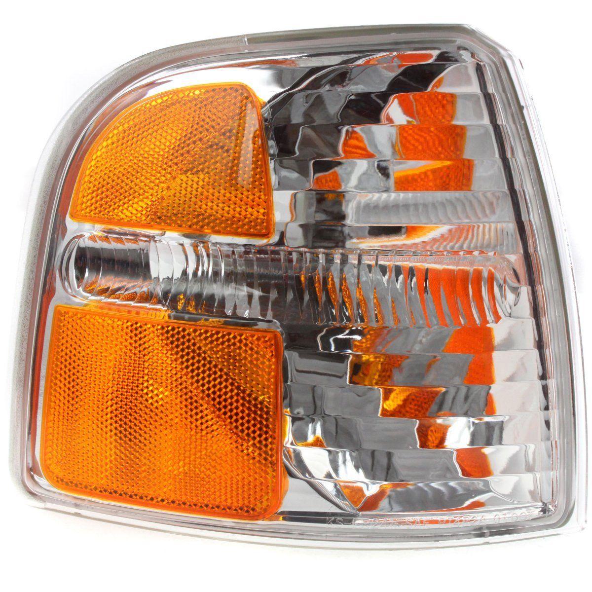コーナーライト Corner Light For 2004-2005 Ford Explorer Passenger Side Incandescent コーナーライト2004-2005フォードエクスプローラー乗客側白熱電球
