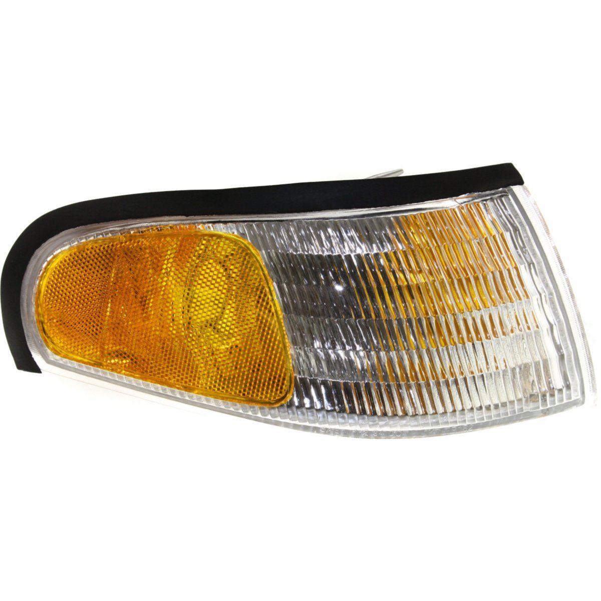 コーナーライト Corner Light For 94-98 Ford Mustang Passenger Side Incandescent 94-98フォードマスタング乗客側白熱灯のコーナーライト