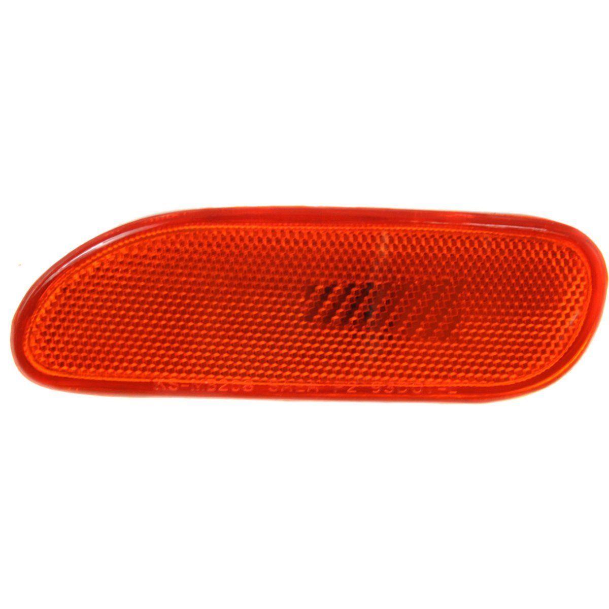 コーナーライト Corner Light For 95-99 Mitsubishi Eclipse Driver Side Incandescent w/ Bulb コーナーライト95-99三菱Eclipseドライバサイド白熱電球