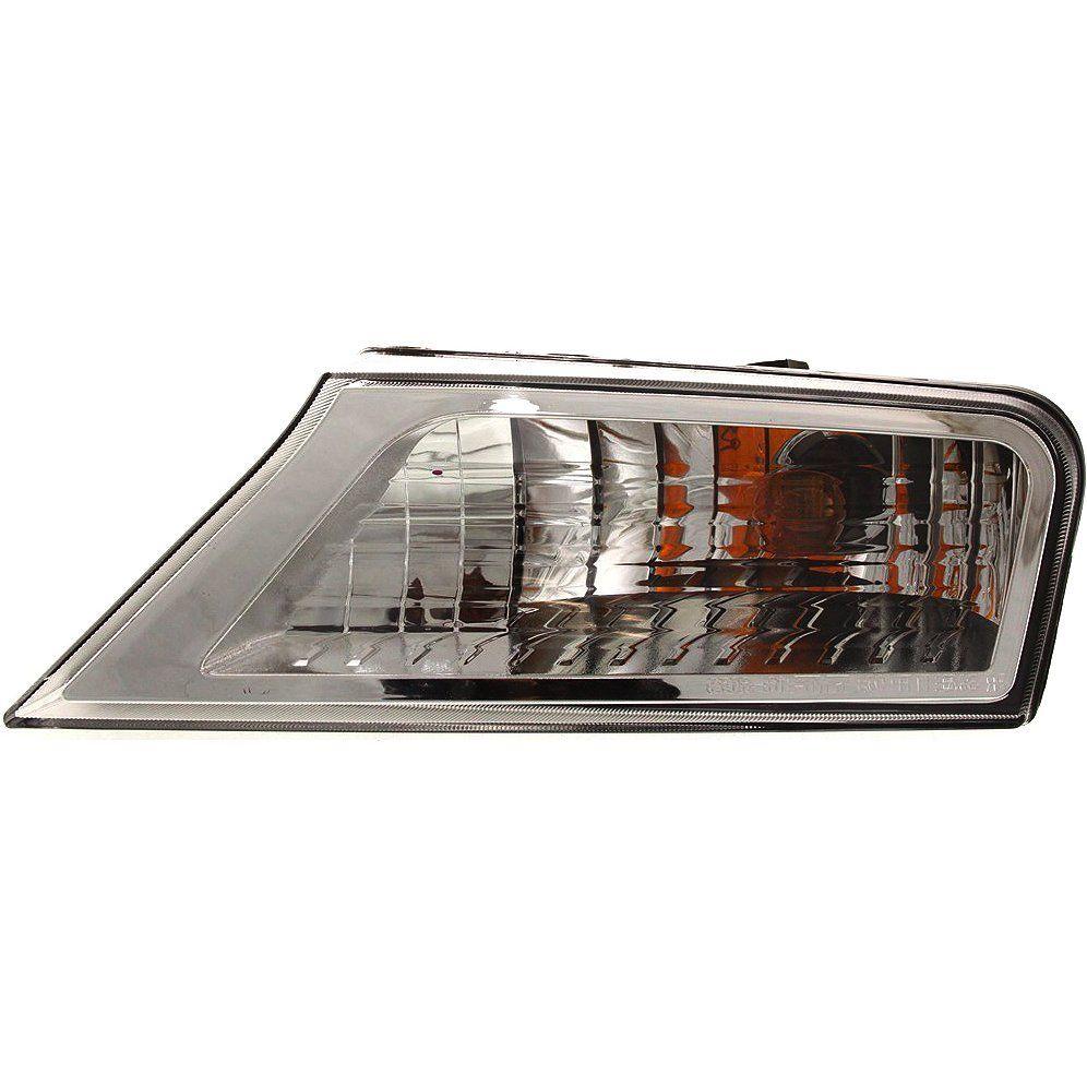 コーナーライト Parking Light For 2008-2012 Jeep Liberty Driver Side ジープリバティードライバーサイドの駐車ライト