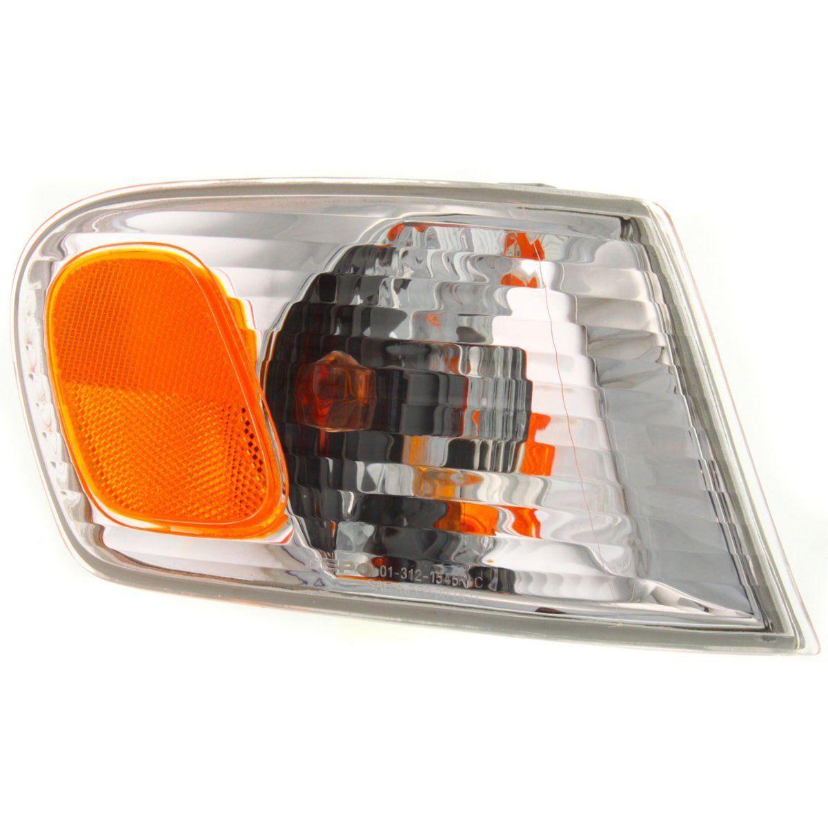 コーナーライト Corner Light For 2001-2002 Toyota Corolla Passenger Incandescent CAPA w/ Bulb コーナーライト2001-2002トヨタカローラの旅客白熱CAPA w /電球