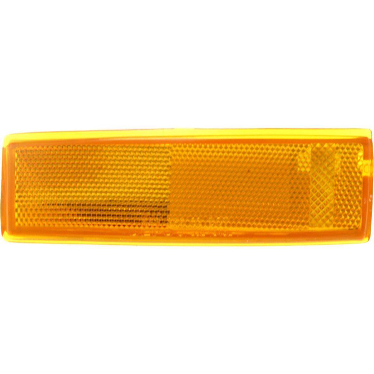 コーナーライト Corner Light For 82-93 Chevrolet S10 83-94 S10 Blazer Driver Side コーナーライト82-93シボレーS10 83-94 S10ブレイザードライバーサイド