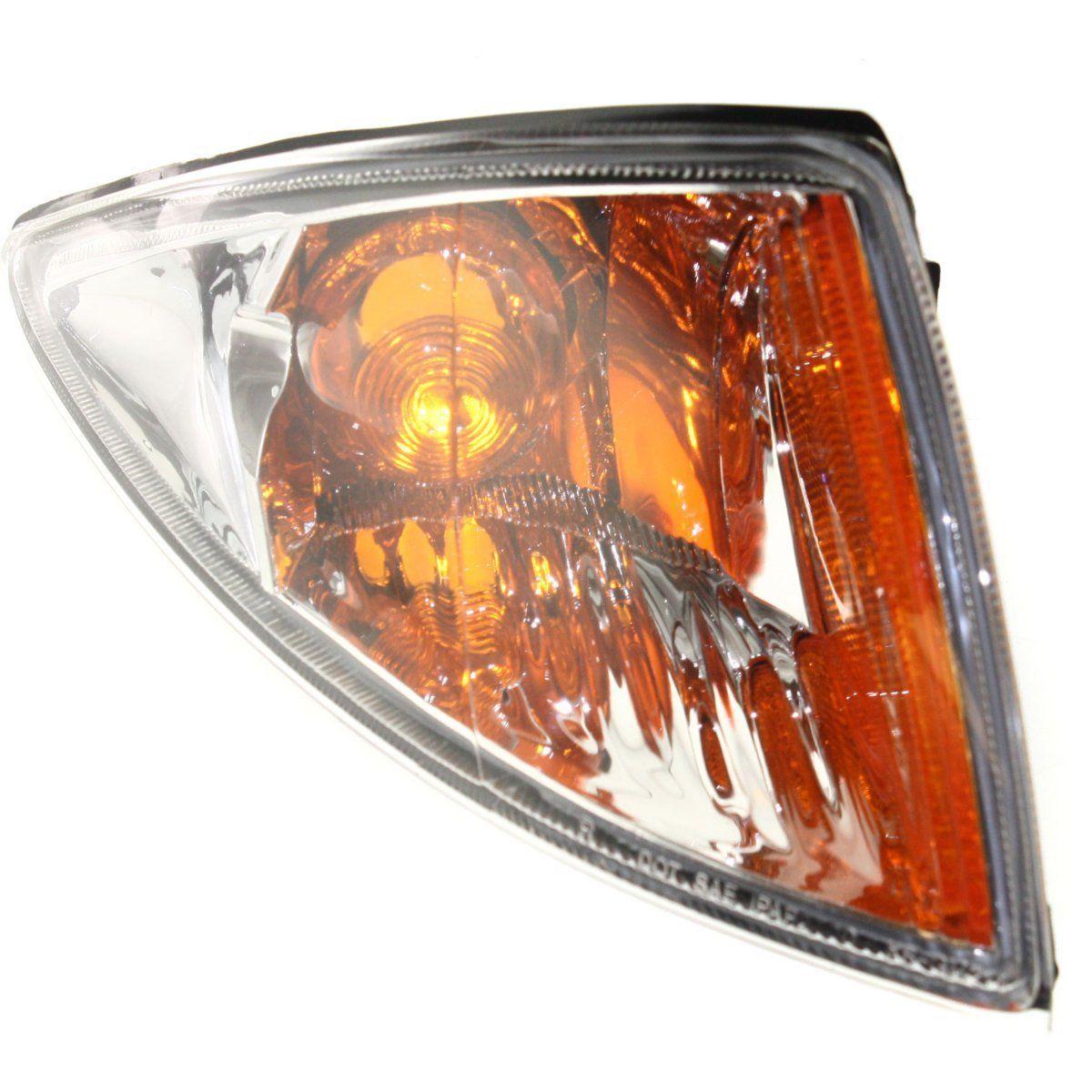 コーナーライト Corner Light For 2000-2003 Chevrolet Cavalier Passenger Side Incandescent 2000-2003シボレー・キャバリア・パッセンジャーサイド白熱灯のコーナーライト