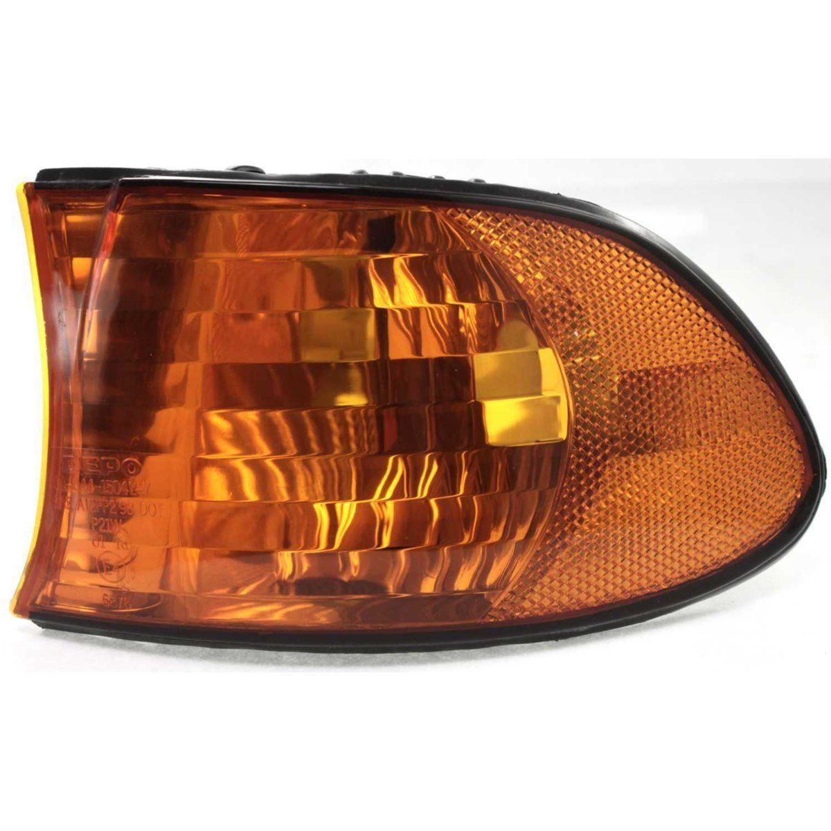 USコーナーライト Parking Light For 99-2001 BMW 740iL 740i Driver Side 99-2001 BMW 740iL 740iドライバーサイドの駐車ライト