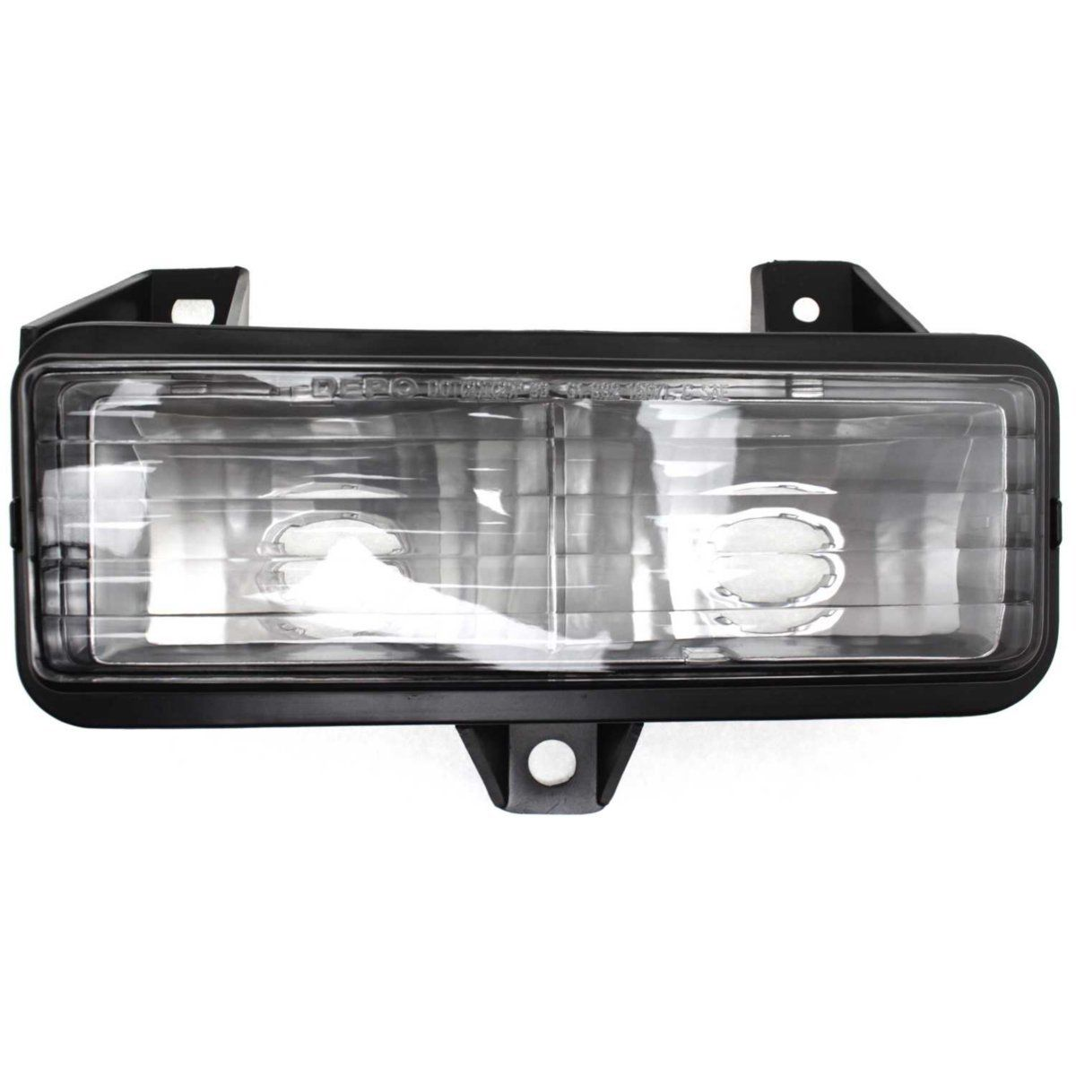 コーナーライト Parking Light For 1992-1995 Chevy G20 Lens/Housing Below Single Head Lamps Left 1992-1995 Chevy G20用の駐車ライトLeft / Leftヘッドランプ