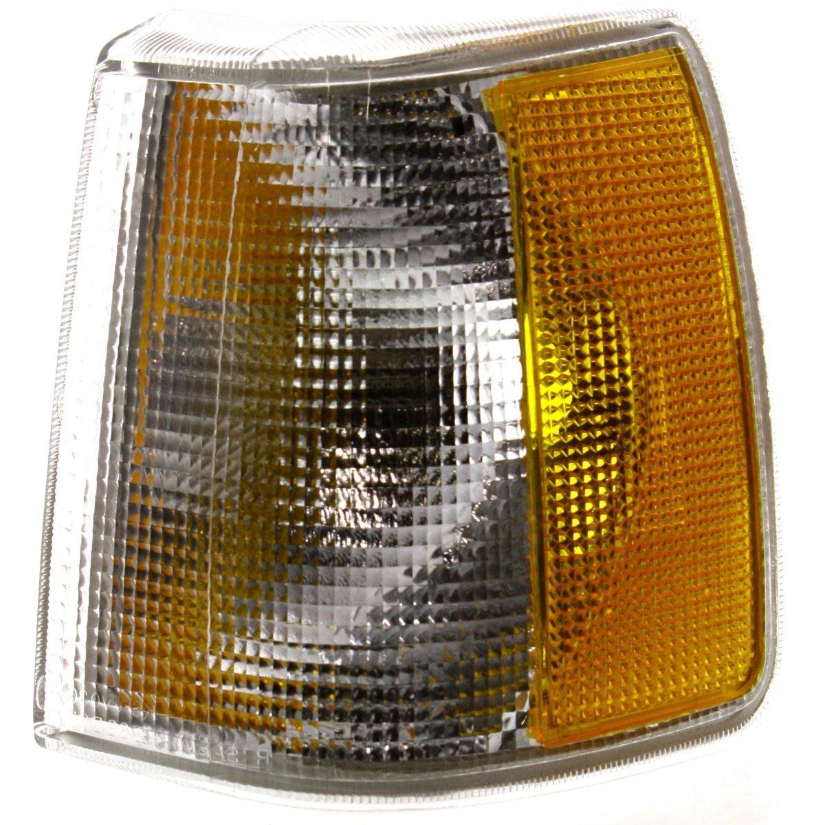 コーナーライト Parking Light For 91-95 Volvo 940 90-92 740 Driver Side パーキングライト91-95 Volvo 940 90-92 740ドライバーサイド