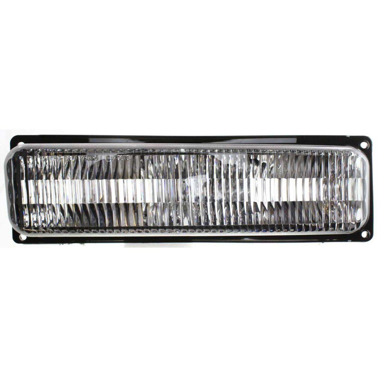 コーナーライト Parking Light For 1996-02 Chevy Express 3500 Lens/Housing w/Comp. Headlight Left パーキングライトFor 1996-02 Chevy Express 3500レンズ/ハウジング付Comp。 ヘッドライトを左に