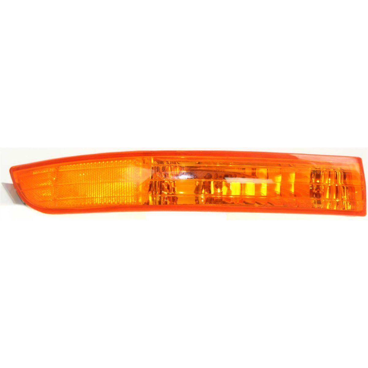 USコーナーライト New Turn Signal Light Corner Side Marker Park Lamp Front Passenger Right RH Hand 新しいターンシグナルライトコーナーサイドマーカーパークランプフロント乗客右RHハンド