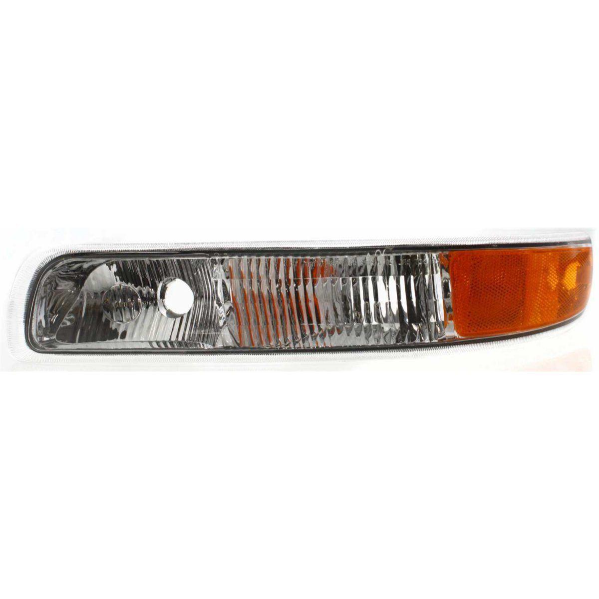 コーナーライト Parking Light For 99-2002 Chevrolet Silverado 1500 Driver Side 99-2002シボレーSilverado 1500ドライバーのための駐車ライト