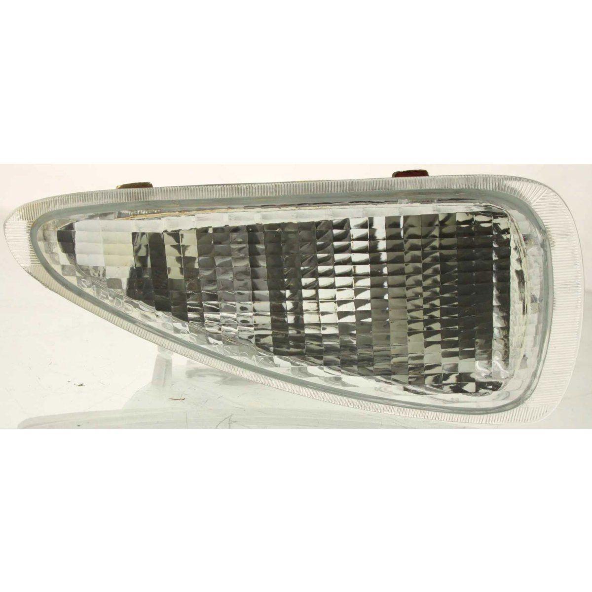 コーナーライト Parking Light For 95-99 Chevrolet Cavalier Passenger Side 95-99シボレー・キャバリア・パッセンジャー・サイド用の駐車ライト