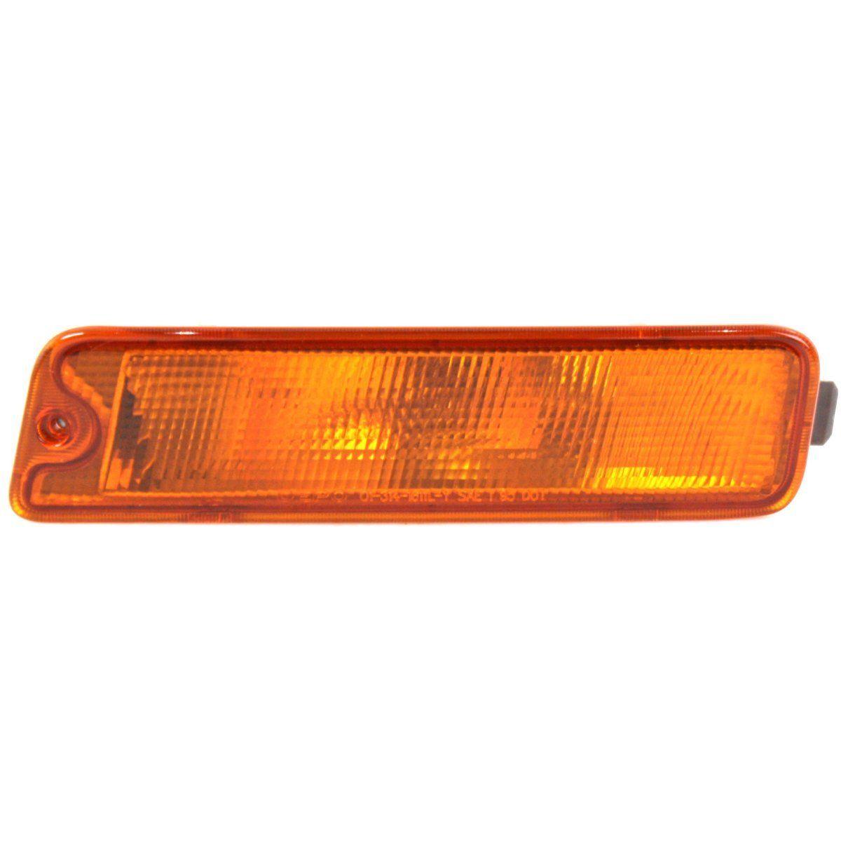 コーナーライト Parking Light For 97-99 Mitsubishi Montero Sport Driver Side 97-99三菱モンテッロスポーツドライバーサイドの駐車ライト