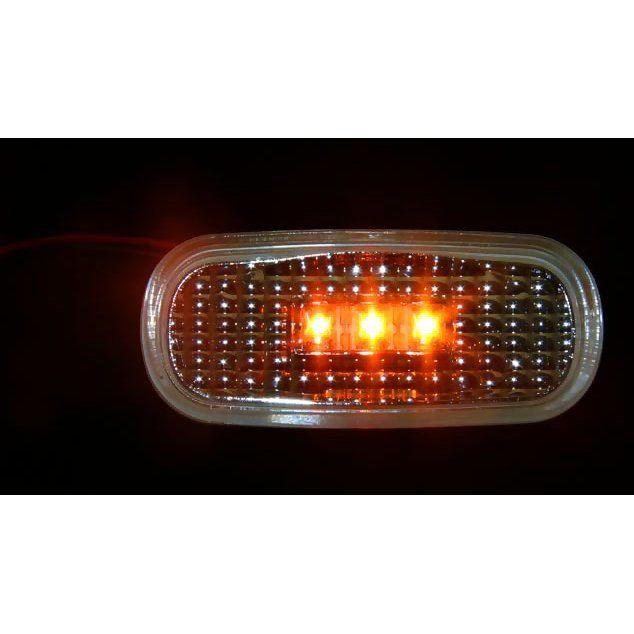 コーナーライト Putco New Set of 2 Side Markers Corner Lamp Parking Light Cornerlight Dodge Pair Putco 2サイドマーカーの新しいセットコーナーランプパーキングライトコーナーライトダッジペア