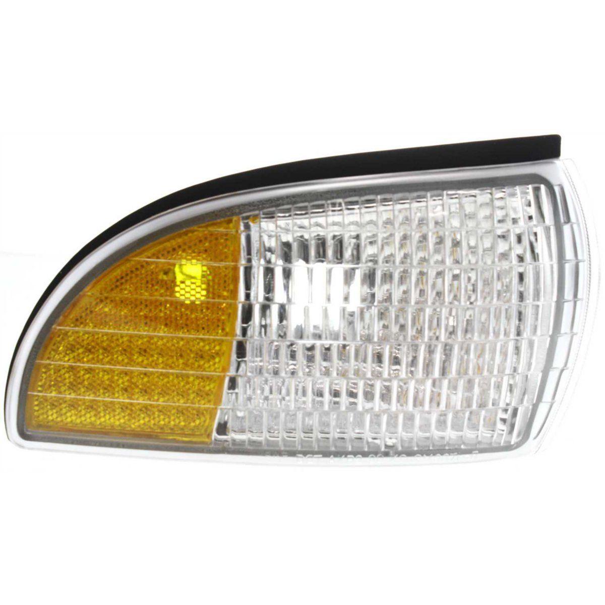 コーナーライト New Side Marker Corner Lamp Parking Light Cornerlight Front Passenger Right Olds 新しいサイドマーカーコーナーランプパーキングライトコーナーライトフロント旅客ライトオールド